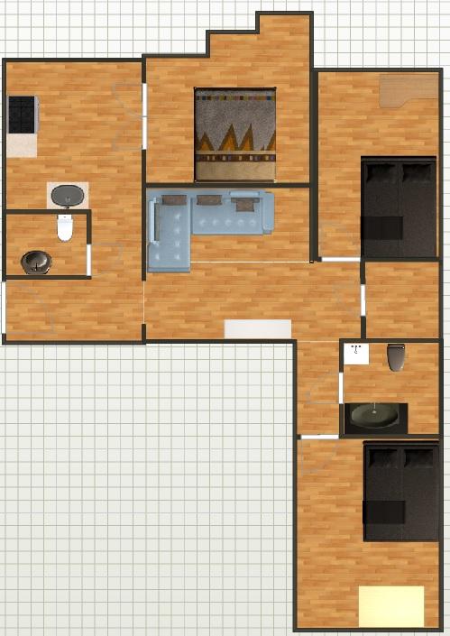 Как из трехкомнатной квартиры сделать две однокомнатные